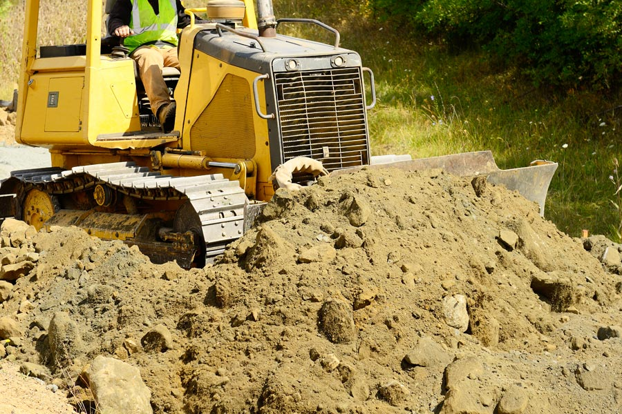Excavating and Grading Services in Michigan