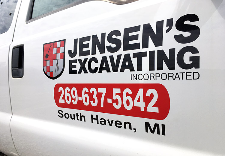 Jensen's Excavating